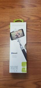 Pure Gear Bluetooth Selfie Stick Shutter Built in Remote & Charger Android  Open