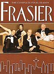 New Factory Sealed Frasier - The Complete Final Season DVD, 2004, 4-Disc Set
