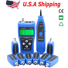 Usa Nf 388 Network Ethernet Lan Phone Tester Wire Tracker Usb Coaxial Cable