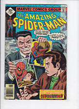 Amazing Spider-Man #169 fine+ to f/vf