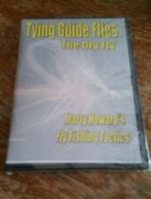 Tying Guide Flies The Dry Fly by Marty Howard ( 2 Hour Fly Tying Tutorial Dvd)