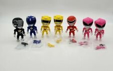 Lot of 7 The Loyal Subjects Mighty Morphin Power Rangers The Movie Figures