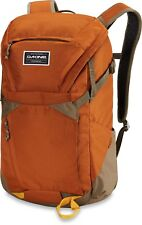 Dakine CANYON 24L Mens Multiple Oragnizer Backpack Bag Ginger NEW 2019 Sample