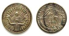 Medaglia Anno Santo 1975 Per Un Mondo Nuovo Per Un Mondo In Pace – Rinnovamento
