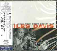 MILES DAVIS-MILES DAVIS VOL. 1 -JAPAN SHM-CD C94