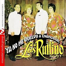 Los Ruffinos - Ya No Me Vuelvo a Enamorar [New CD] Manufactured On Demand