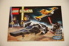 Lego System 1999 Catalog Star Wars Episode I Rock Raiders Insectoids Aquazone