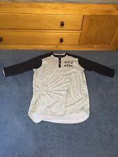 Adult Large Nike Baseball 3/4 Shirt