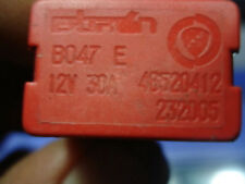* FIAT BRAVO PUNTO ALFA ROMEO RED BITRON RELAY 12V 46520412 30A 4 PIN B047 E - 2