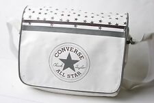 Converse Flap Reporter Straight Bag (White)