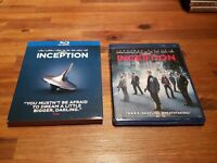 Inception (Blu-ray Disc, 2018; WB Iconic Moments) NEW w/ Slipcover