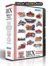 SNK NEOGEO X Mega Pack Volume 1 -Metal Slug 2, Top Hunter, Sengoku, Blazing Star
