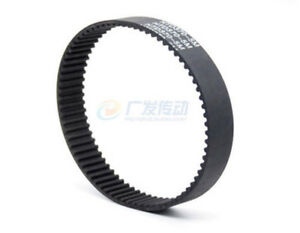 HTD 5M Timing Belt 5mm Pitch 15-20mm Wide - Select 180mm to 495mm