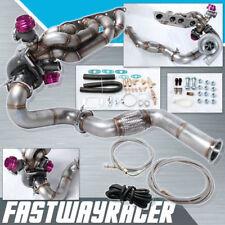 S2000 AP1 AP2 F20C F22C F-series GT35 .82AR T3 Turbo Charger Kit Turbo Manifold