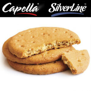 Biscuit Flavour Concentrate - Capella SIlverline