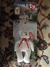 *New Vintage* TY MAPLE the Bear for Ronald McDonald Charities CANADA