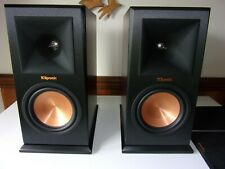 Klipsch RP-160M Bookshelf Speaker (Ebony) (Gently Used Pair Immaculate Cond.)