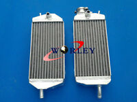 For Gas Gas MX/SM/EC 200/250/300 2007-2014 2008 2009 2010 2011 Aluminum Radiator