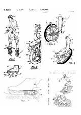 Einradrollschuhe, technische Lösungen auf 350 Seiten!