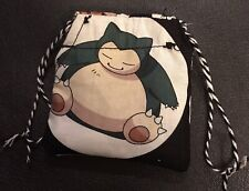 Pokemon D&D Dungeons & Dragons Game Dice Bag handmade (small)