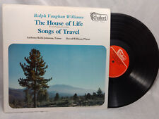 Ralph Vaughan Williams LP The House of Life Songs of Travel Chalfont 77017 NM