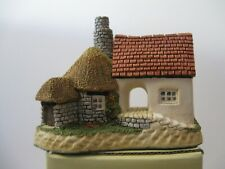 """David Winter Cottages """"The Pottery"""" Mint in original box."""