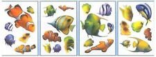 Tropical Fish Peel & Stick Appliques CK8341