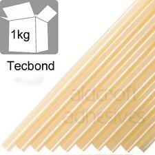 TECBOND 213/12 Hot Melt 12mm, 1Kg, Foundry, Wood, Tile Glue sticks