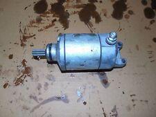 suzuki gsxr600 electric starter starting motor GSXR750 06 07 2006 2007