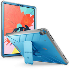 """For Apple iPad Pro 12.9"""" 2018 Tablet Case 360° Shockproof Protective Cover Blue"""