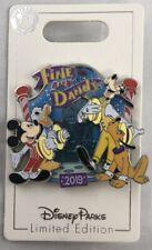Disney Parks Fine Dandy 2019 Dapper Dan Mickey Donald Goofy Pluto LE 5000 Pin