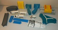 Tomy 7421 Tomica World - Road & Rail System - Near Complete