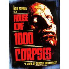 House of 1000 Corpses 0031398842927 With Karen Black DVD Region 1