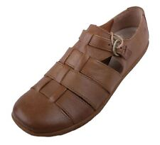 Born Marit Womens Light Brown Golden Sand Leather Casual Shoe Size 11