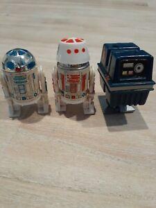 Star wars vintage figures lot