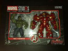 Marvel Legends Marvel Studios: The First ten Years Avengers Hulk/Hulkbuster new