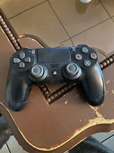 Sony DualShock 4 PS4 Wireless Controller - Black CUH-ZCT2U EXCELLENT CONDITION!