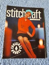 Original Vintage Stitchcraft Magazine December 1965