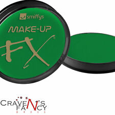 FACE PAINT FX Make Up Aqua Body Smiffys Costume Verde Brillante
