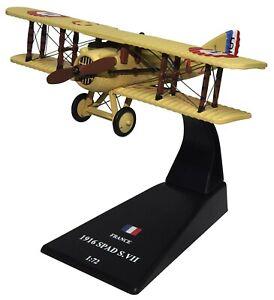 Amercom 1:72 SPAD S.VII French Air Servics SPA 3 Cignognes, G. Guynemer ACSL04