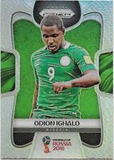 2018 Panini FIFA World Cup Silver Prizm (143) Odion IGHALO Nigeria