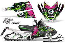 Arctic Cat M Series AC Crossfire Decal Graphic Kit Sled Snowmobile Wrap FRENZY G