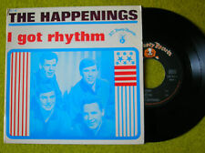 Rare FRENCH EP The Happenings - I got Rythm BT PUPPY RECORDS 701