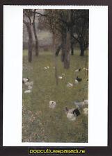 GUSTAV KLIMT Nach Dem Regnen (After the Rush) 1899 ART ARTWORK PAINTING POSTCARD
