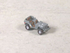 N Scale Gray US Navy Ford Jeep, #5