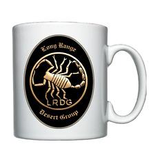 Long Range Desert Group  -  LRDG  -  Personalised Mug