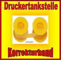 10x Korrekturband Gr. 302 Panasonic KX-W 1505 1510 1520 1525 1550 1555 900 905