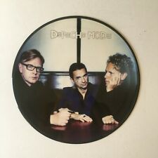 "Depeche Mode -Never Let Me Again ,12"", Picture Disc, France, 2011."