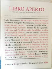 Open Book Magazine Political Ideas N 4 January February 1996 shengen Europe