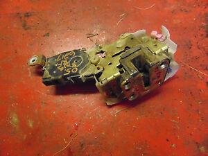 03 04 06 05 Subaru Baja passenger right front door latch power lock actuator